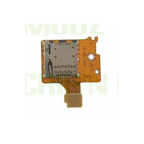 Lecteur carte micro SD Nintendo Switch