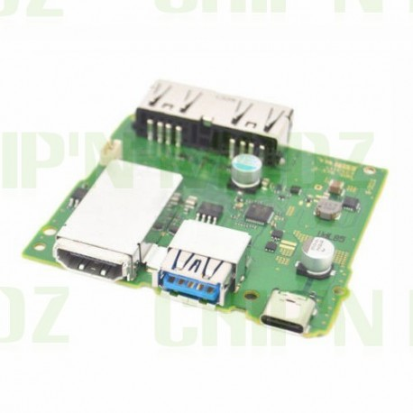 Carte électronique Dock Nintendo Switch - Carte mère (PCB)