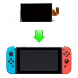 Réparation Écran Switch (écran LCD)