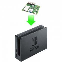 Réparation Dock TV Nintendo Switch (Hdmi, USB, USB-C...)