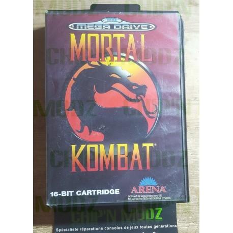 Mortal Kombat - Complet - Très Bon état