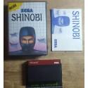 Shinobi - COMPLET - Mastersystem