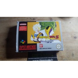 Dragon Ball Z - En boite, sans notice - Super Nintendo