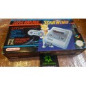 Super Nintendo - Pack Starwing - Version FRA - Bon état