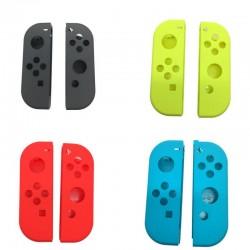 Coques de remplacement Joy-con (paire) - 5 couleurs au choix