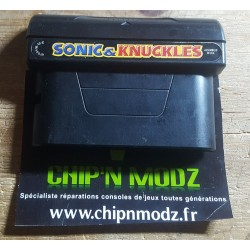 Sonic & Knuckles - En loose - Bon état