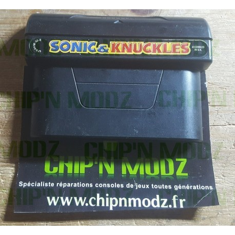 Sonic & Knuckles - En loose - Version PAL