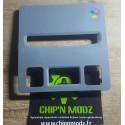 Plaque supérieure coque Super Nintendo / Super Famicom