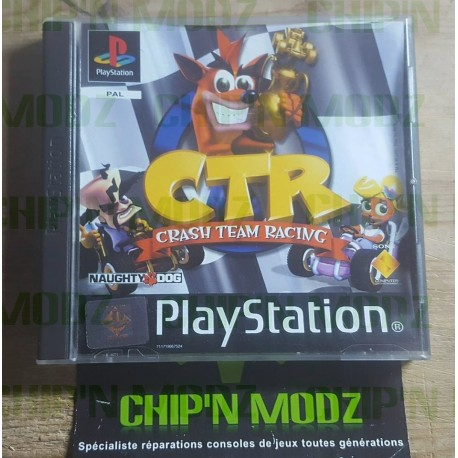 Crash Team Racing - Complet - Playstation (PsOne)