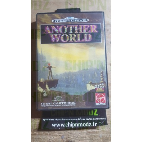 Another World - Complet - Excellent état