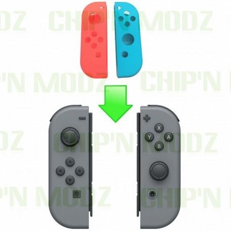 Changement coque Joy-con Switch