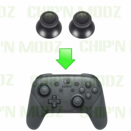 Réparation Joystick externe Manette Pro Switch