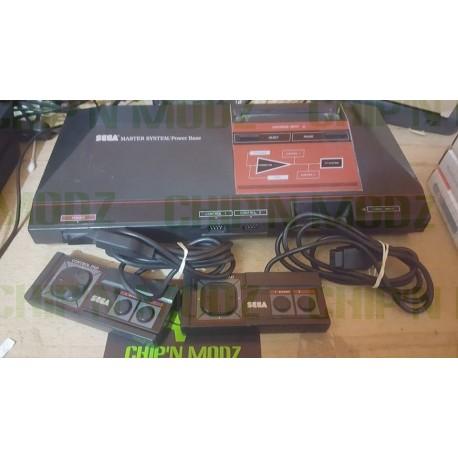 Mastersystem (PAL) + 2 manettes + jeu Alex Kidd intégré - SEGA - Sans boite ni notice