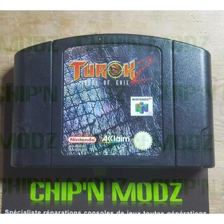 Turok 2: Seed Of Evil - En loose - Nintendo 64