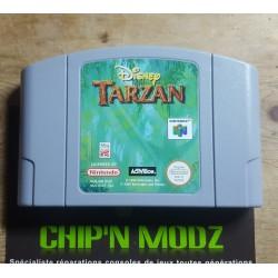 Tarzan - En loose - Nintendo 64