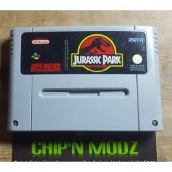 Jurassic Park - En loose - Super Nintendo