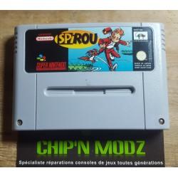 Spirou - En loose - Super Nintendo