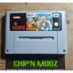 Asterix & Obelix - En loose - Super Nintendo