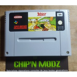Asterix - En loose - Super Nintendo