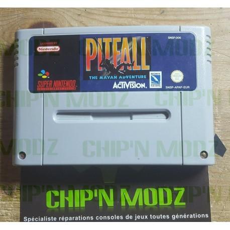 PitFall- En loose - Super Nintendo