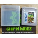 Turtles: Fall of the Foot Clan - En loose - GameBoy Classique