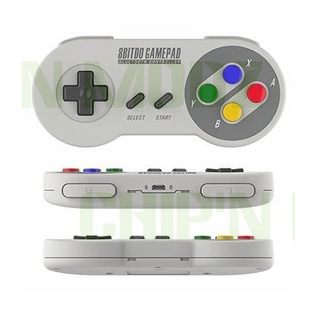 Manette SF30 - 8bitdo - Super Nintendo, Switch, PC, MAC