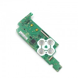 Carte Power & Boutons A, B, X et Y - PCB complet - New3DS XL