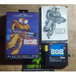 B.O.B - Complet - Bon état - Megadrive