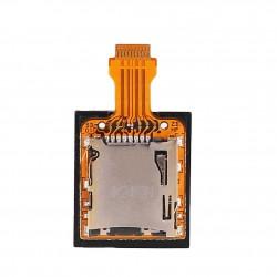 Lecteur micro SD New 3DS XL - Avec PCB & nappe de connexion