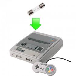 Remplacement fusible Super Nintendo