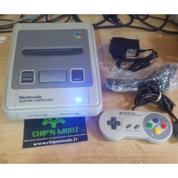 Super Famicom Switchless