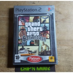 "GTA San Andreas - Complet - Version ""Platinum"""