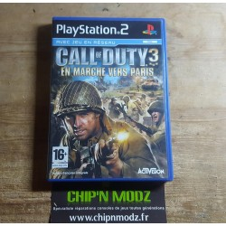Call Of duty 3: En marche vers Paris - Complet