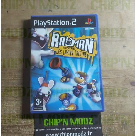Rayman contre les Lapins Crétins - Complet