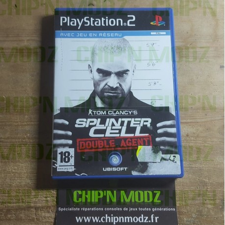 Splinter Cell Double Agent - Complet