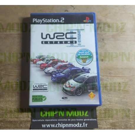 WRC Extreme - Complet
