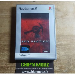 "Red Faction - Complet - Version ""Platinum"""