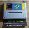 Super Mario World - En loose - Bon état - Super Nintendo