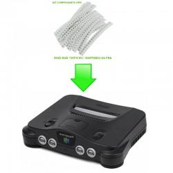 "Installation Mod RGB ""officiel"" Nintendo 64 (FRA)"