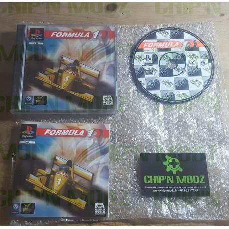 Formula One - Complet - Playstation (PsOne)