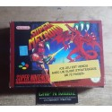 Super Metroid - En boite, sans notice - Version FAH, cartouche UKV