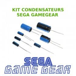 Kit condensateurs pour réparation SEGA Gamegear
