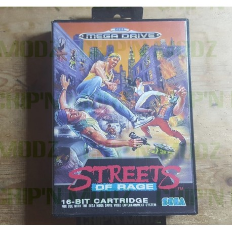 Street Of Rage - Complet