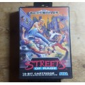 Street Of Rage - Complet - Version PAL