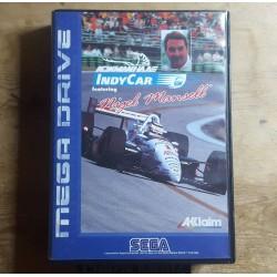 Indy Car - Complet - Bon état - Megadrive
