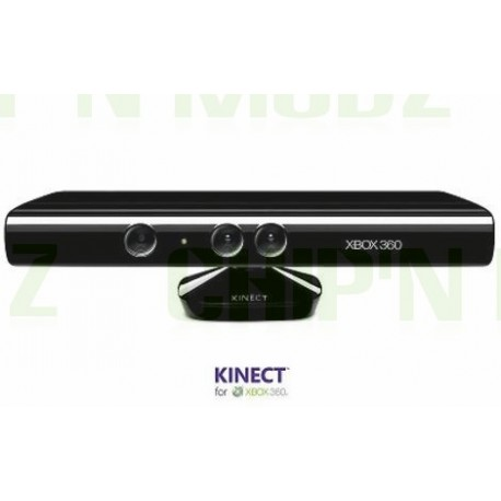 Capteur Kinect - Xbox 360, occasion