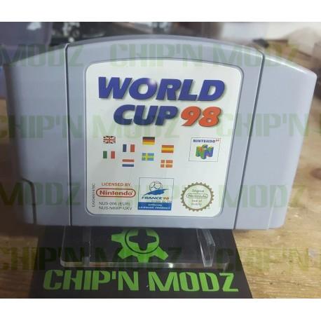 World Cup 98 - En loose - Nintendo 64