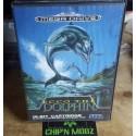 Ecco The Dolphin - Complet - Bon état - Megadrive
