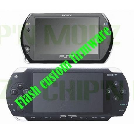 Flash toute console PSP