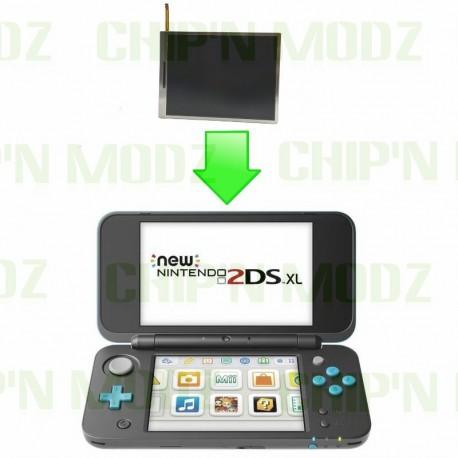 Réparation écran du bas New 2DS XL